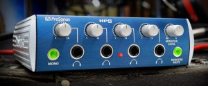 Presonus HP4 Headphone Amplifier
