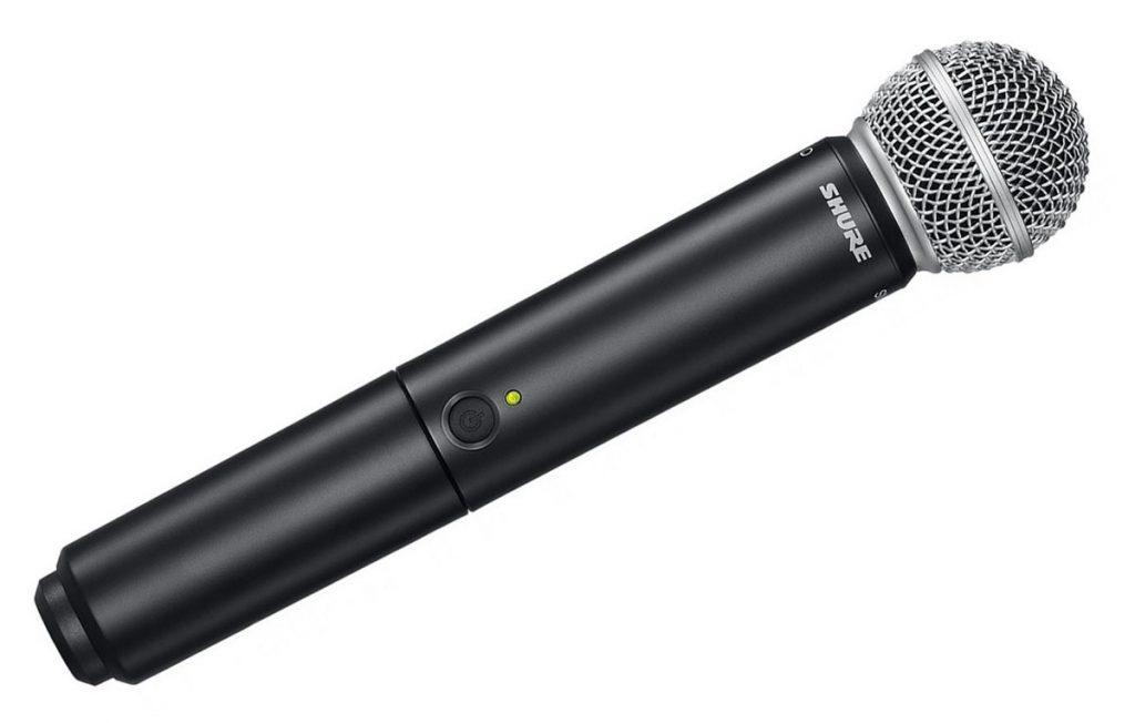 Wireless SM58